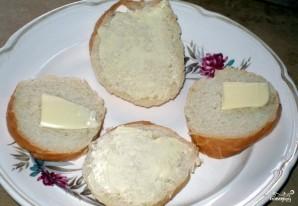 Бутерброды открытые - фото шаг 2