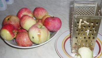 Яблочный джем - фото шаг 2