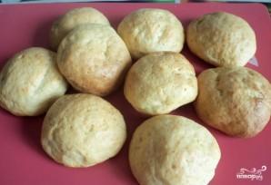 Творожные булочки в духовке - фото шаг 5
