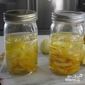 Домашний лимончелло - фото шаг 4