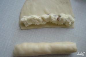 Творожные трубочки - фото шаг 2