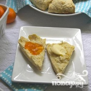 Апельсиновые булочки с маком - фото шаг 6