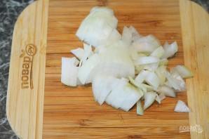 Курино-ананасовое карри по-тайски - фото шаг 1
