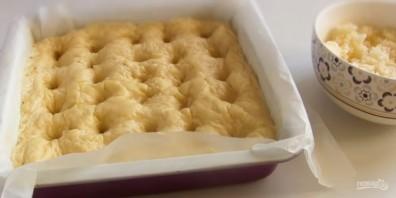Сахарный пирог (простой рецепт) - фото шаг 4
