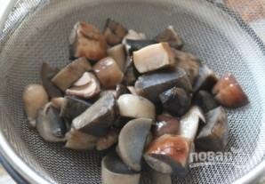 Суп с лесными грибами - фото шаг 4