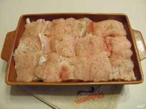 Пангасиус в духовке в сметане - фото шаг 7