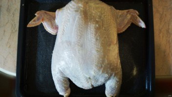 Курица праздичная - фото шаг 2