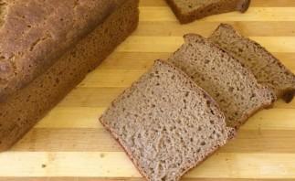 Амарантово-ржаной хлеб - фото шаг 5