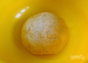 Пирог из пирожкового теста в мультиварке - фото шаг 3