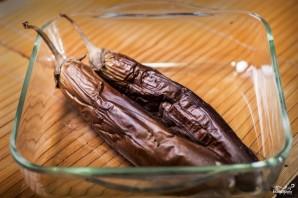 Омлет с баклажанами - фото шаг 2