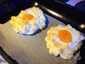 Оригинальная яичница на завтрак - фото шаг 7