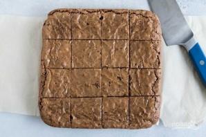 "Вкусный шоколадный ""Брауни"" - фото шаг 11"