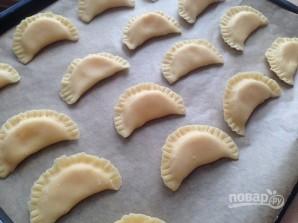 Песочное печенье с мандаринами - фото шаг 9