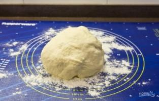 Пицца на противне в духовке - фото шаг 2