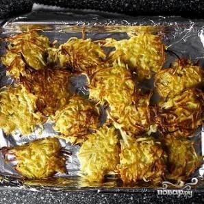 Оладьи из картофеля и пастернака - фото шаг 5