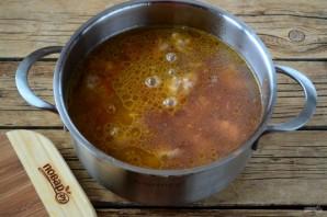 Лазанья-суп (необычно, вкусно и просто!) - фото шаг 6