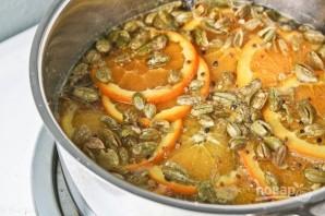 Цукаты из апельсинов - фото шаг 3