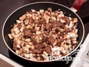 Горшочки с мясом - фото шаг 10