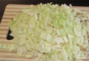 Штрудель с мясом и картошкой - фото шаг 9