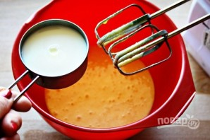 Тортик с клубникой - фото шаг 7