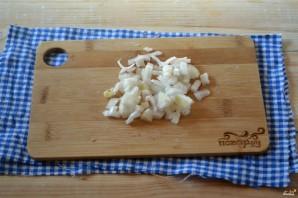 Грибной суп с плавленым сыром - фото шаг 4
