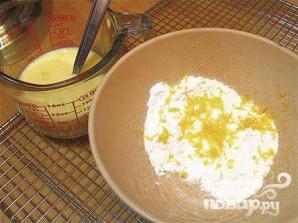 Лимонно-абрикосовое печенье - фото шаг 3