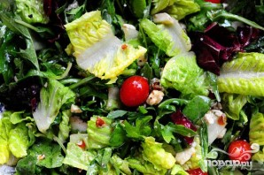 Салат со стейком - фото шаг 6