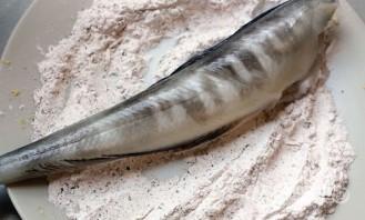 Ледяная рыба жареная - фото шаг 3