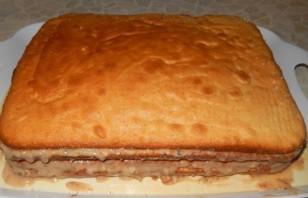 Торт для мужчины - фото шаг 13