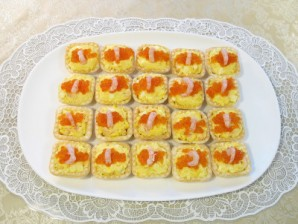 Тарталетки закусочные - фото шаг 7