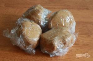 Австрийское печенье с малиновым вареньем - фото шаг 11