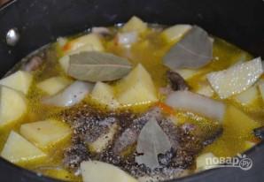 Тушеный картофель - фото шаг 9