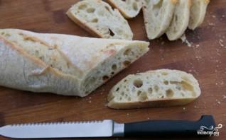 Бутерброды с красной рыбой - фото шаг 2