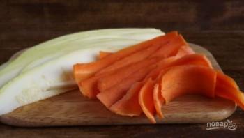 Запеканка овощная с сыром - фото шаг 1