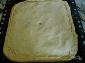 Пирог из пирожкового теста в духовке - фото шаг 5