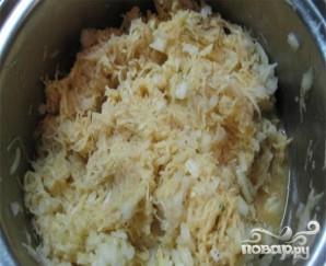 Картофельный тортик - фото шаг 1