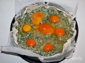 Пасхальный пирог со шпинатом и рикоттой - фото шаг 2
