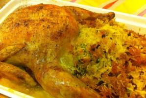Начинка для фаршированной курицы - фото шаг 4