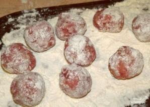 Мясные тефтели в соусе - фото шаг 4