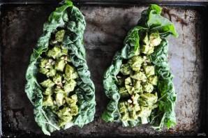 Вкусный салат с куриной грудкой - фото шаг 6