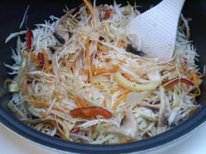 Солянка овощная - фото шаг 7
