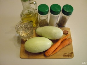 Суп-пюре из кабачков - фото шаг 1