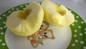 Пюре из яблок для грудничка - фото шаг 1