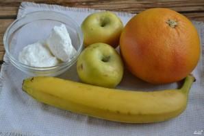 Салат с грейпфрутом - фото шаг 1