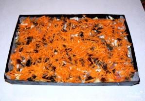 Картофель с мясом и грибами - фото шаг 8