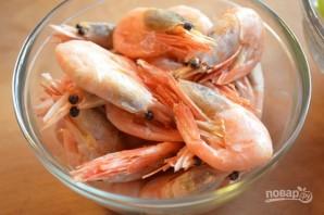 Паэлья из морепродуктов - фото шаг 2