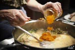 Мясо в абрикосовом соусе - фото шаг 7