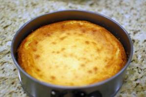 Итальянский пирог с сыром - фото шаг 6