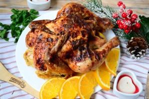 Тушеный молочный цыпленок - фото шаг 7