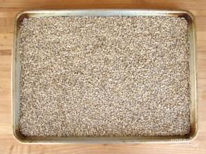 Подсолнечная паста - фото шаг 1